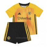 Maglia Wolves Home Bambino 2019 2020