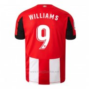 Maglia Athletic Bilbao Giocatore Williams Home 2019 2020