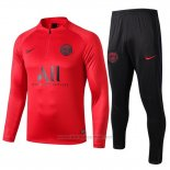 Tuta da Track del Paris Saint-Germain 2019 2020